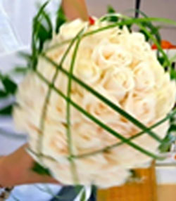 Bouquet a sfera