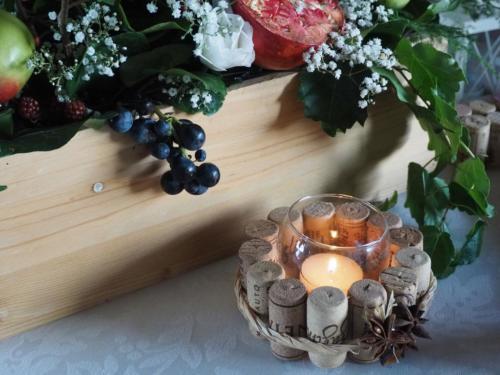 Tea light per l'allestimento dei tavoli