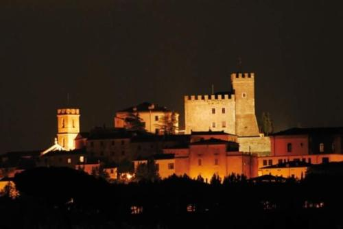 Manciano by Night